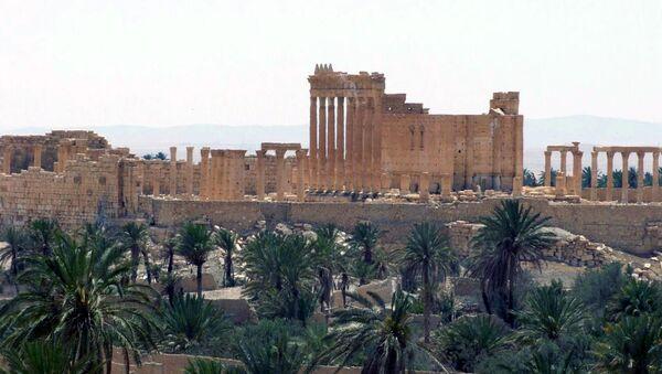 Palmira, Siria, el 17 de mayo, 2015 - Sputnik Mundo