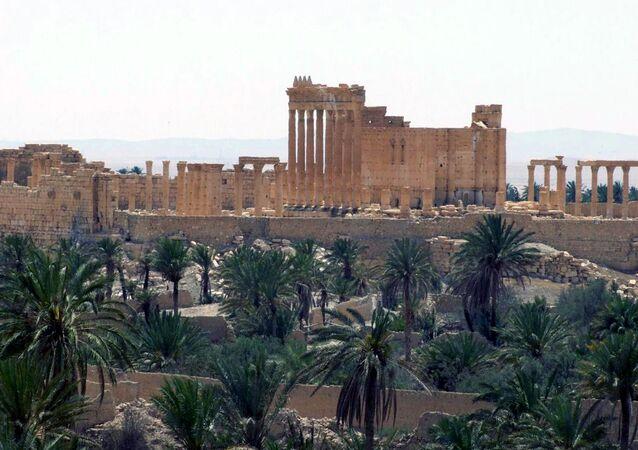 Situación en Palmira