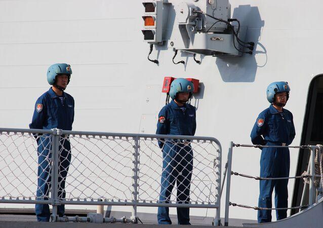 Maniobras Cooperación Naval 2015