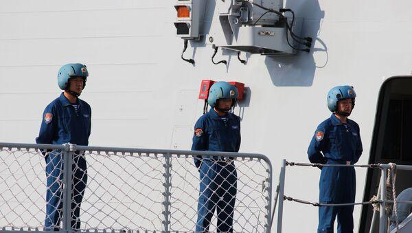 Maniobras Cooperación Naval 2015 - Sputnik Mundo