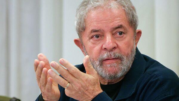 Luiz Inácio Lula da Silva, expresidente de la República de Brasil - Sputnik Mundo