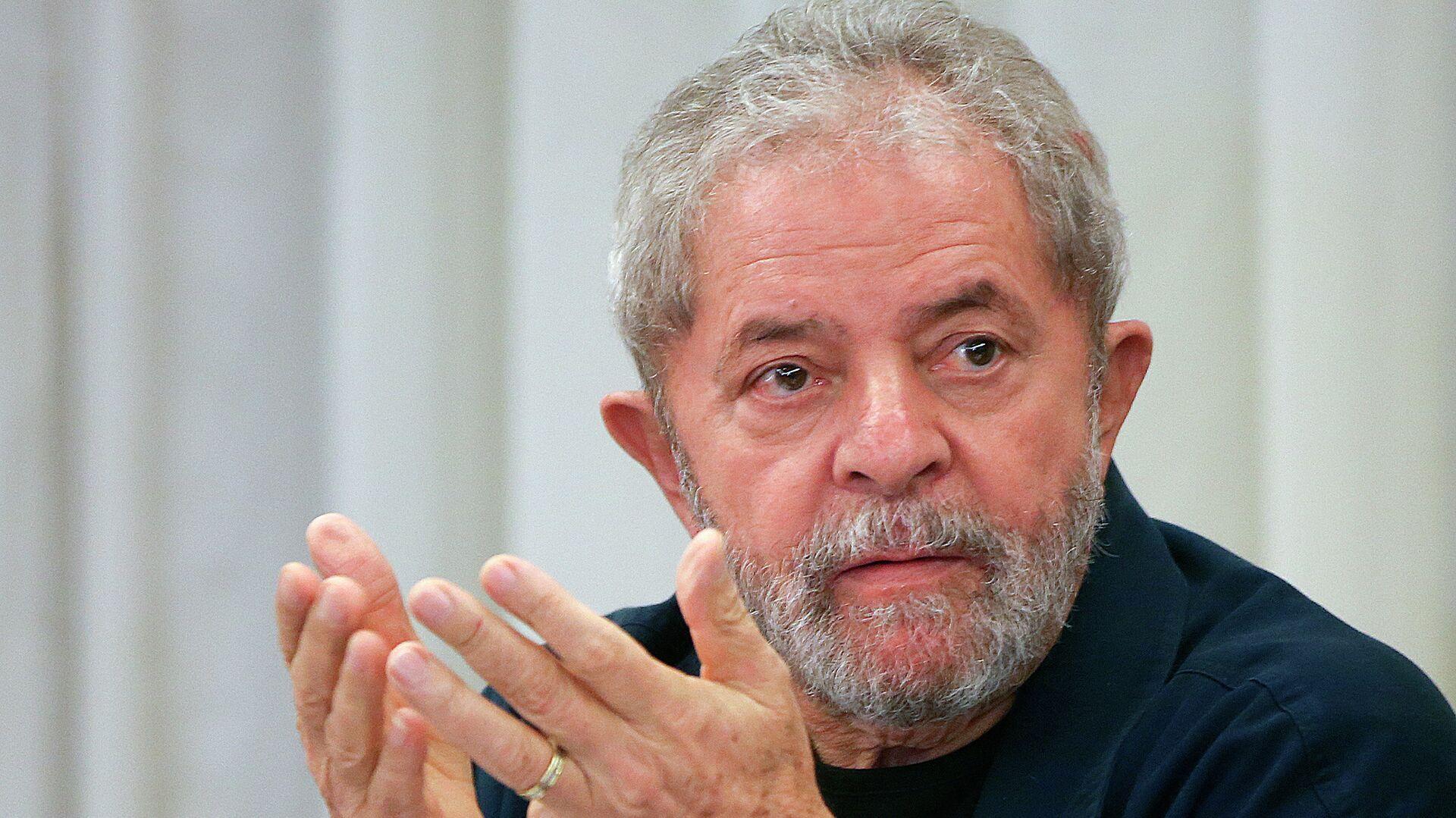 Luiz Inácio Lula da Silva, expresidente de Brasil - Sputnik Mundo, 1920, 22.03.2021