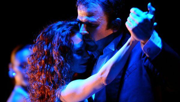 Artistas argentinos presentan Tango & Noche en un teatro de Moscú - Sputnik Mundo