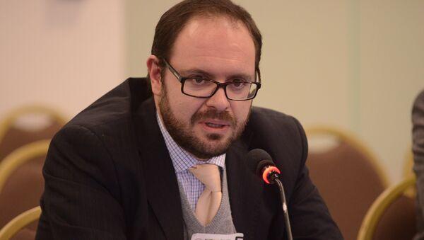 Guilherme Canela - Sputnik Mundo