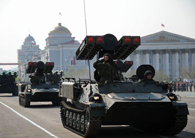 Sistema antiaéreo Strelá-10