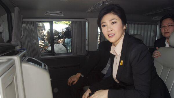 Yingluck Shinawatra, exprimera ministra de Tailandia - Sputnik Mundo