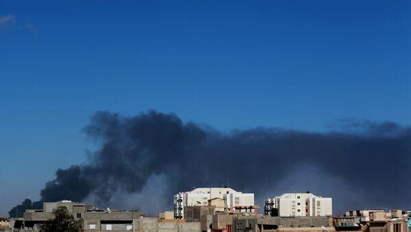 Situación en Bengasi (archivo) - Sputnik Mundo