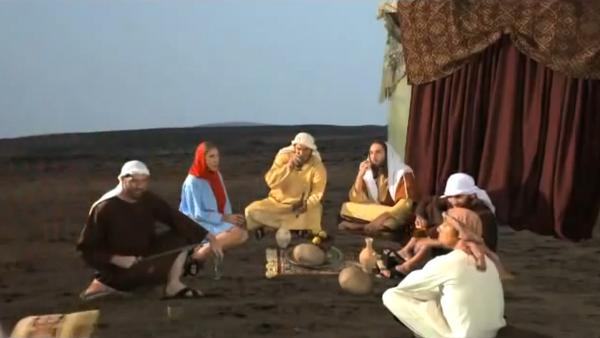 'La Inocencia de los Musulmanes' - Sputnik Mundo