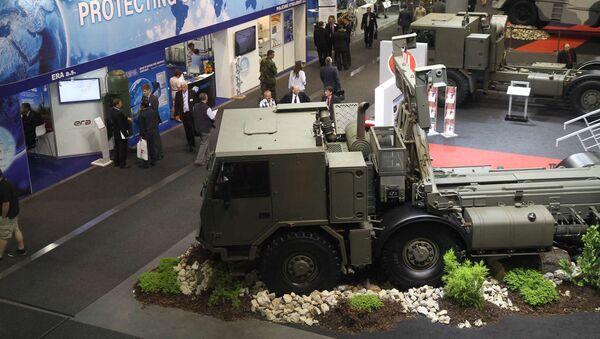 Feria Internacional de Defensa y Seguridad IDET-2015 - Sputnik Mundo