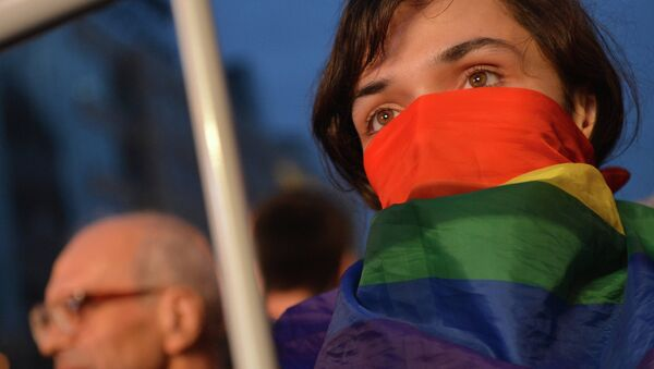 Comunidad LGBT - Sputnik Mundo