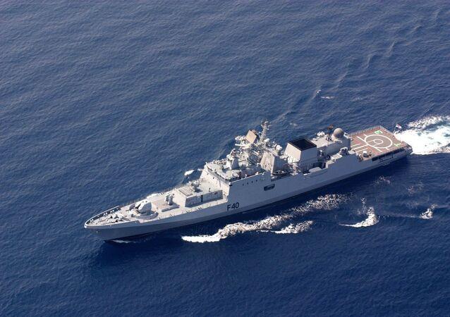 Fragata clase Talwar de las Fuerzas Navales de India