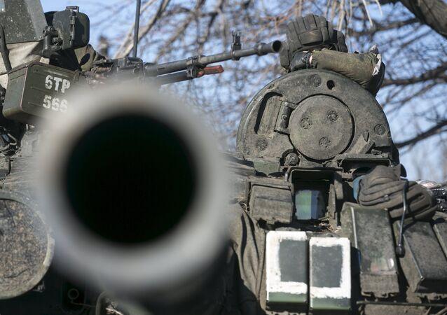 Milicias del este de Ucrania (Archive)
