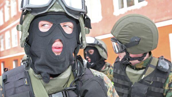 Agentes del FSB - Sputnik Mundo