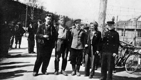 Prisioneros de guerra soviéticosicos de la Segunda Guerra Mundial - Sputnik Mundo