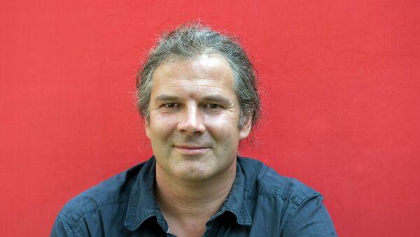 Andrej Hunko, diputado en el Parlamento alemán por La Izquierda (Die Linke) - Sputnik Mundo