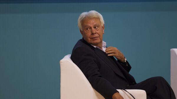 Felipe González - Sputnik Mundo