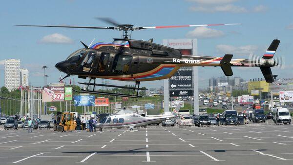Bell 407 GX - Sputnik Mundo