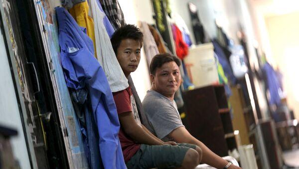Amnistía denuncia que Catar no ha mejorado las condiciones de los trabajadores migrantes - Sputnik Mundo