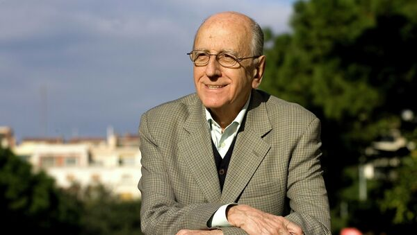 Robert Tornabell, profesor de Finanzas Internacionales de la escuela de negocios ESADE - Sputnik Mundo