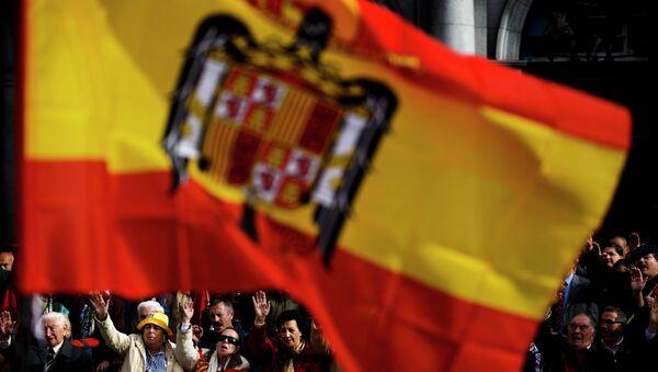 39th anniversary of the death of former Spanish Dictator Francisco Franco Madrid - Sputnik Mundo