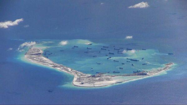 Las islas Spratly, un territorio en disputa - Sputnik Mundo