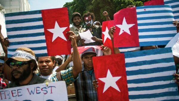 Los pueblos de Papúa han sufrido enormemente bajo la ocupación indonesia que se impuso en 1963 - Sputnik Mundo