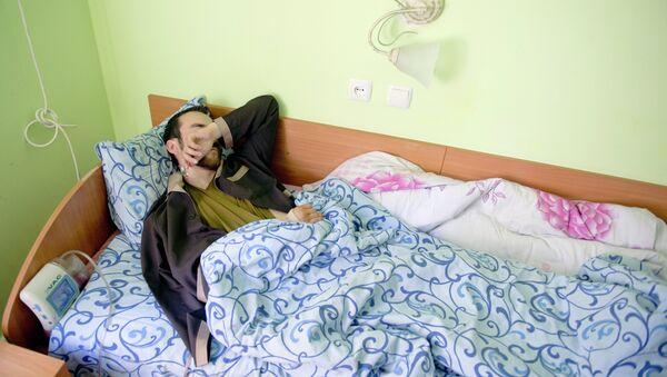 Evgueni Eroféev, uno de los ciudadanos rusos detenidos en Ucrania - Sputnik Mundo