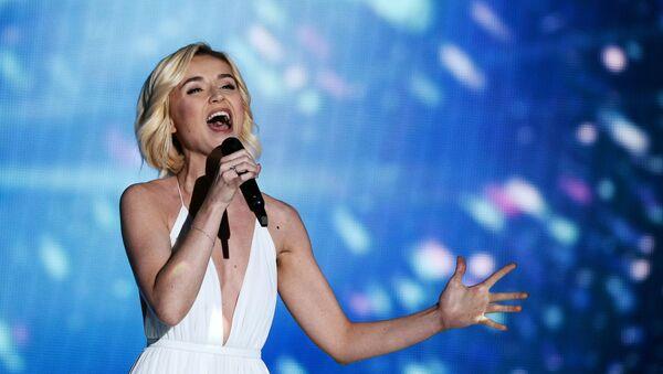 Polina Gagárina, cantante - Sputnik Mundo