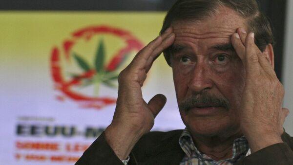 Vicente Fox, expresidente de México - Sputnik Mundo