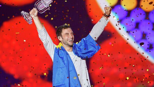 Mans Zemerlow, cantante - Sputnik Mundo