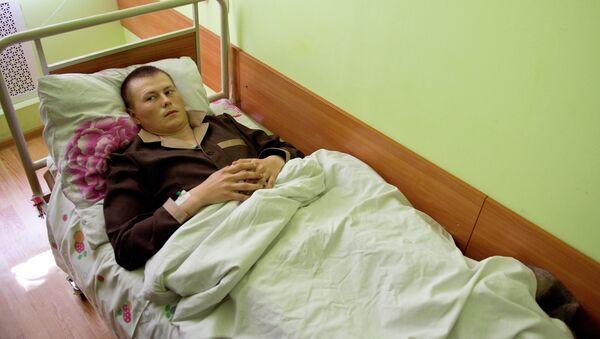 Alexandr Alexandrov, uno de los ciudadanos rusos detenidos en Donetsk - Sputnik Mundo