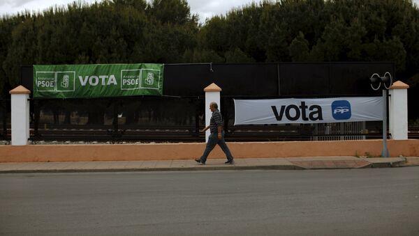 Elecciones Autonómicas y Municipales 2015 - Sputnik Mundo