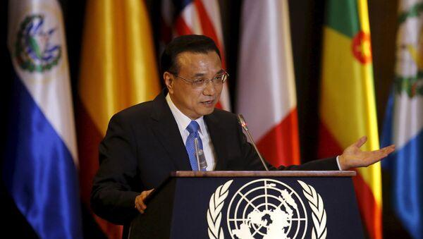 Li Keqiang, primer ministro de China - Sputnik Mundo