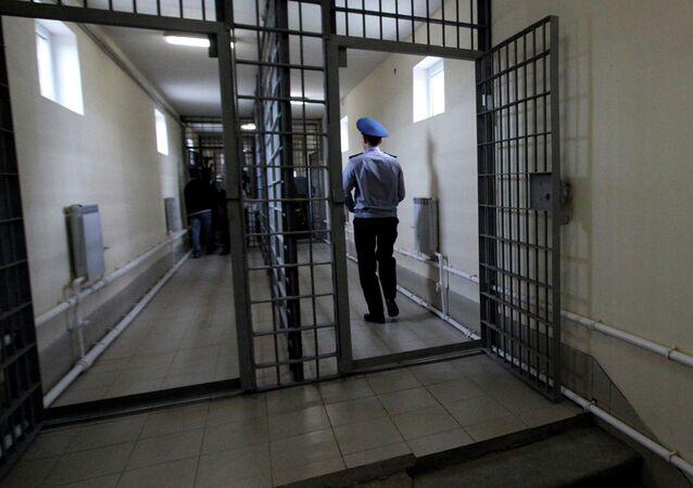 Prisión preventiva en Rusia