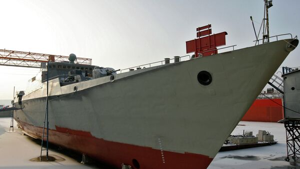 Fragata de la clase Guepard - Sputnik Mundo