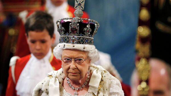 Isabel II, reina del Reino Unido - Sputnik Mundo