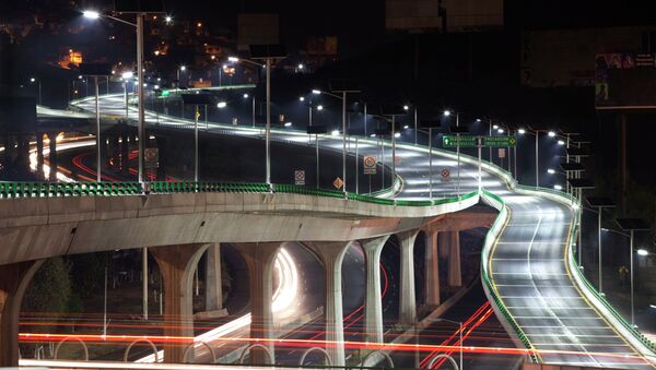 Viaducto Bicentenario en México - Sputnik Mundo