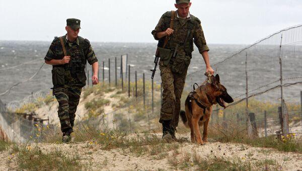 Guardias de frontera rusos superan el doble los resultados de 2013 - Sputnik Mundo