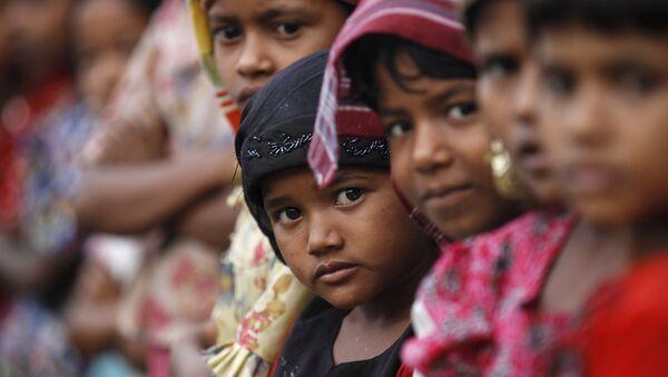 Niños rohingyas - Sputnik Mundo