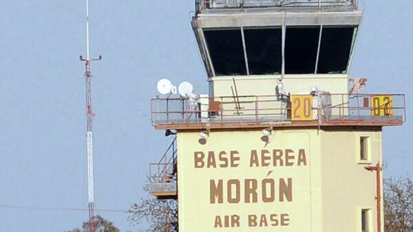 EEUU podrá tener hasta 2.200 militares y 500 civiles en la base española de Morón - Sputnik Mundo