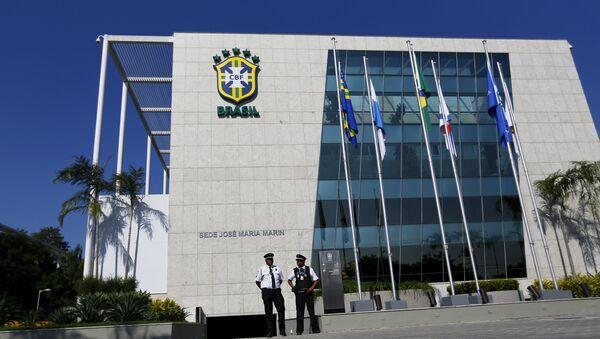 El presidente de la CBF reitera su inocencia ante el Parlamento brasileño - Sputnik Mundo