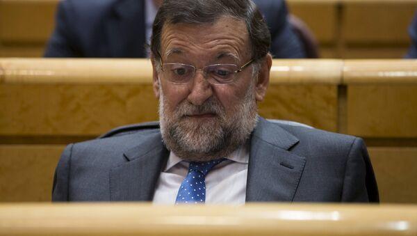 Mariano Rajoy, presidente del Gobierno de España (archivo) - Sputnik Mundo