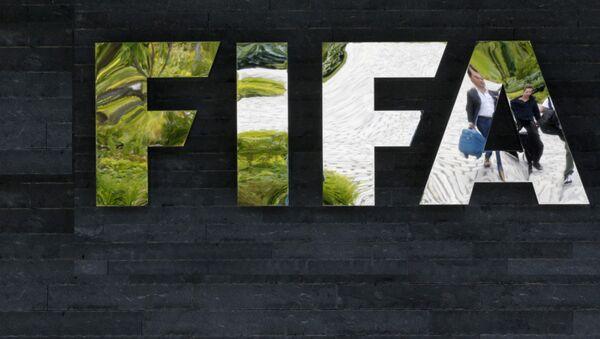 FIFA logo - Sputnik Mundo