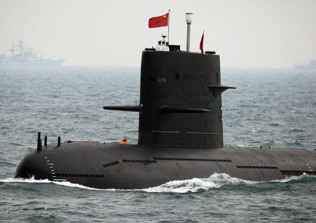 Submarino chino (archivo)