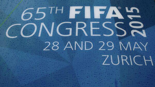 65 Congreso de la FIFA en Zúrich - Sputnik Mundo