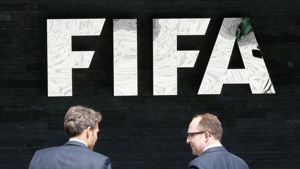 Escándalo de corrupción en la FIFA - Sputnik Mundo
