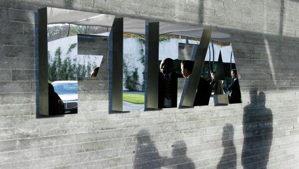Logo de la FIFA (archivo) - Sputnik Mundo