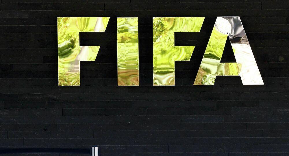 Logo de FIFA