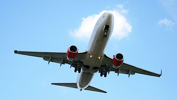 Boeing 737-800 - Sputnik Mundo