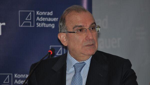 Humberto de la Calle Lombana, Jefe del Equipo del Gobierno Nacional para los diálogos con las Farc. - Sputnik Mundo
